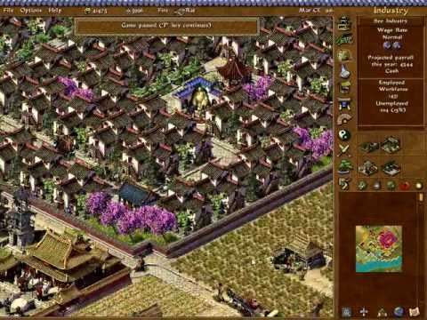 Emperor ROTMK Best housing possible - The C block
