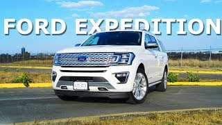 Ford Expedition Platinum - Cuando Dumbo aprende ballet