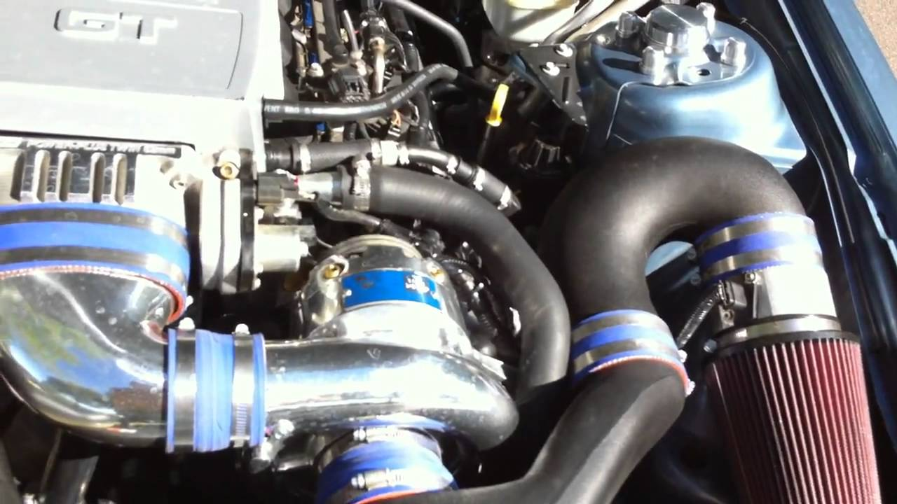 Ford Racing Headers