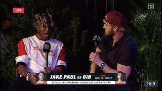 KSI & Logan Paul Come FaceToFace For First Time Since Rematch