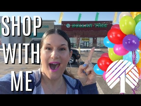 *LIVE* DOLLAR TREE SHOP WITH ME |🎈GRAND OPENING!!🎈