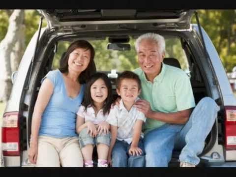 A Song for Grandma and Grandpa - Johnny Prill (Official Song of National Grandparents Day)