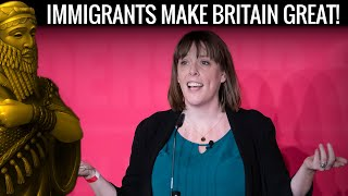 Jess Phillips Wants More Immigration