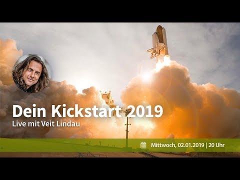 Kickstart ins neue Jahr - mit Veit Lindau