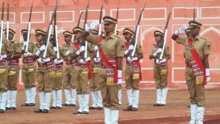 sica passing out parade 2016