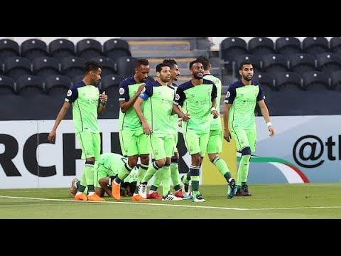 Al Jazira 1-2 Al Ahli (AFC Champions League: Group Stage)