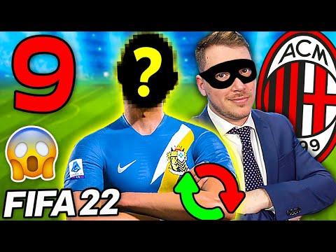 (epico) UN ACQUISTO IMPOSSIBILE da SPIEGARE!! URBE vs MILAN in COPPA! - FIFA 22 CARRIERA PS5 #9