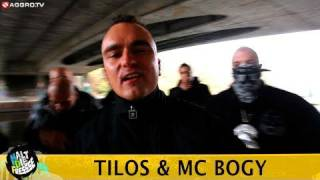 TILOS & MC BOGY HALT DIE FRESSE 03 NR. 120 (OFFICIAL HD VERSION AGGROTV)