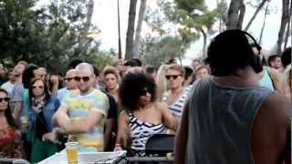 Alexis Raphael @ Digital Delight & Mexa Showcase - Sonar 2012 Barcelona