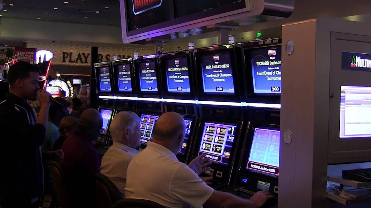 Calder Casino Players Club Hours