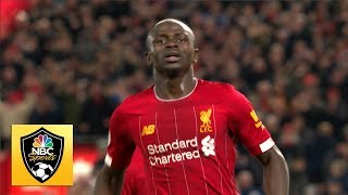 Sadio Mane fires Liverpool into three-goal lead over Everton  Premier League  NBC Sports