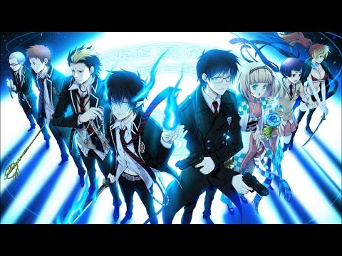 AMV   Ao No Exorcist   In My World   YouTube