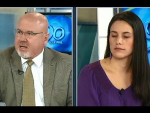 Verónica Mendoza y Carlos Bruce analizaron la presentación de Ana Jara en el Congreso