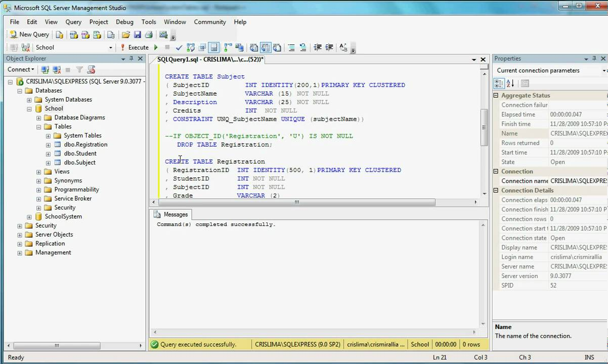 Linq to sql classes tutorial c#.