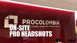 On Site Group Headshots by VRTL PRO Headshots