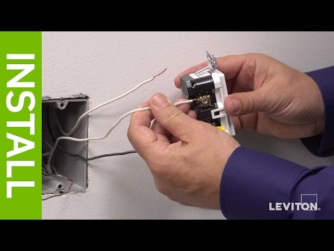 Leviton Presents: How to Install SmartlockPro AFCI/GFCI ... on