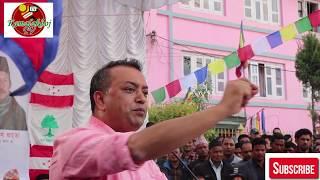 चुनावको मुखमा किन गर्जिय यसरी गगन थापा Fine Speech of Gagan Thapa के फेरी चुनाव जितलान्त ?