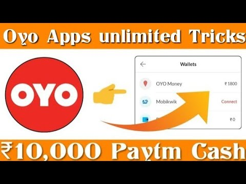 OYO Application Unlimited Tricks || ₹10,000 Paytm 🔴 Live