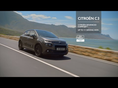 Citroën C3 'Judo' TV advert – Inspired by Lucas, Inspired by Paul