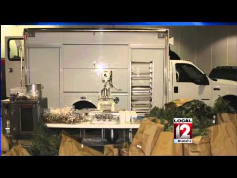 Million dollars in pot plants, guns, gold and silver seized
