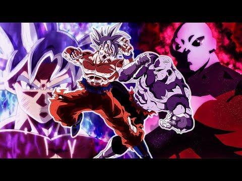 Dragon Ball Super - Jiren's Tremendous Power | Mastered Ultra Instinct | Trap Remix