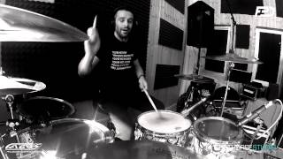 Alphabeat - Fascination -  Stefano Ruzzi (Drum Cover) FREE LISTENING PROJECT