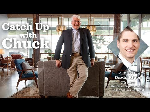 Catch Up With Chuck | Episode 18 | Rural Economic Development