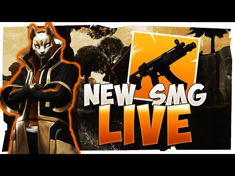 THE #1 CHOKE ARTIST IN FORTNITE   PLAYING WITH THE NEW STANDARD SMG!!! GRINDING FOR TIER 100