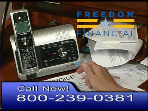 Freedom Financial Debt Calling