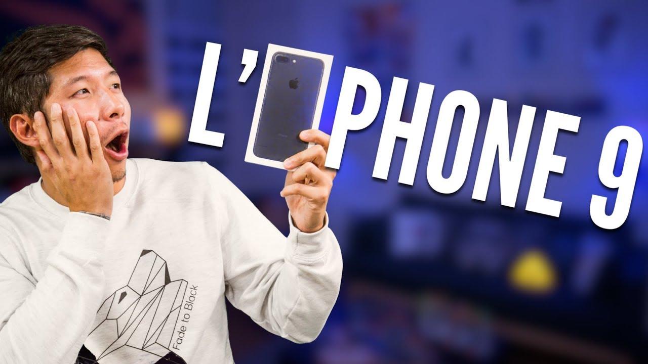 L'IPHONE 9 - WILL