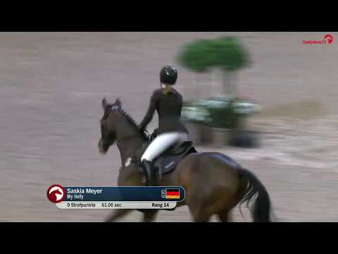 Saskia Meyer | My Holly | SPOOKS Amateur Trophy | PARTNER PFERD Donnerstag