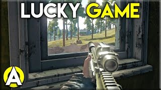 LUCKY GAME - PLAYERUNKNOWN'S BATTLEGROUNDS