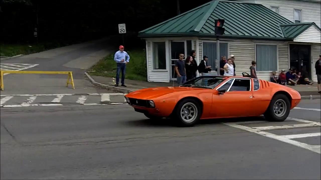2017 U.S. Vintage Grand Prix car show--still cruising the streets ...