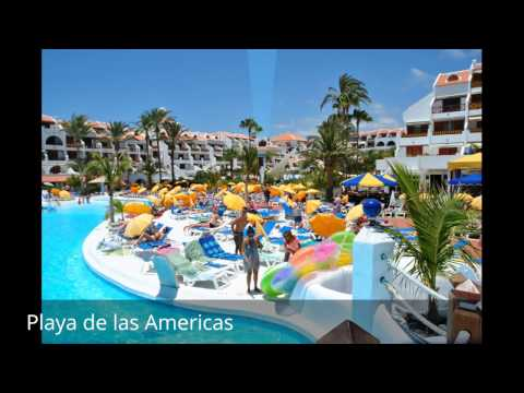 Places to see in ( Playa de las Americas - Spain )
