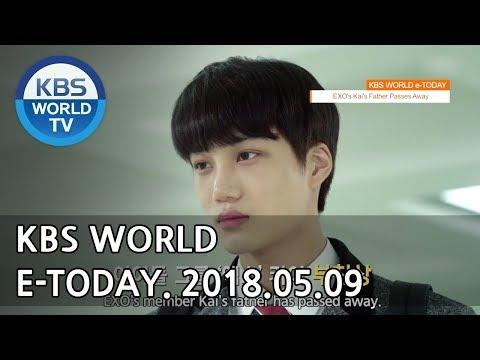 KBS WORLD e-TODAY [ENG/2018.05.09]