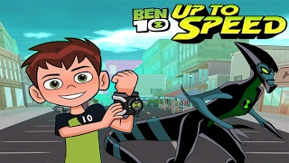 Ben 10: Up to Speed – Chapter 2 Gameplay