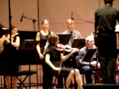 """Alarm Will Sound plays """"20s"""" by Moon Young Ha at Mizzou New Music Festival"""