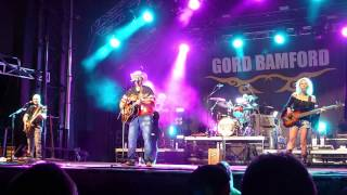 "Gord Bamford ""When Your Lips Are So Close"""