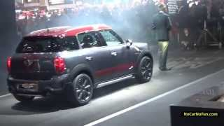 MINI Countryman Park Lane 2015 Videos