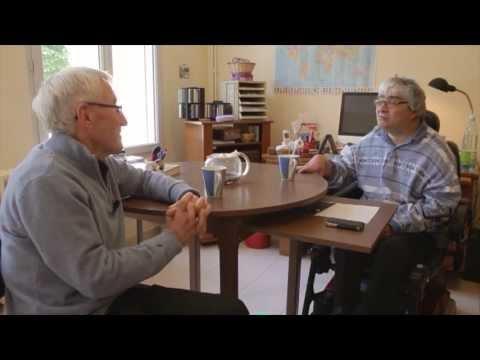 Papas bricoleurs 2013 la table tournante handicap for Table tournante