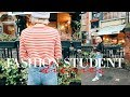 Fashion Student Diaries #1: Moving back to London, Gucci Store & Photoshoot Planning