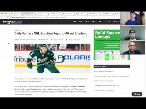 Inside the Lab: NHL Western Conference Playoffs Preview