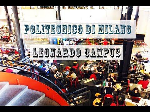 Politecnico Di Milano | Ders çalışma yerleri: Leonardo Campus