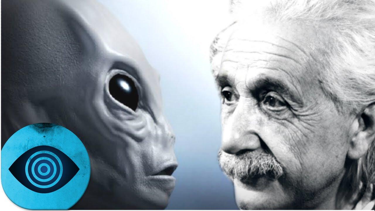 Wusste Einstein die Wahrheit über Aliens?