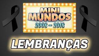 LEMBRANÇAS DO MINIMUNDOS/SMALLWORLDS (FASE BETA, 2012-2018)