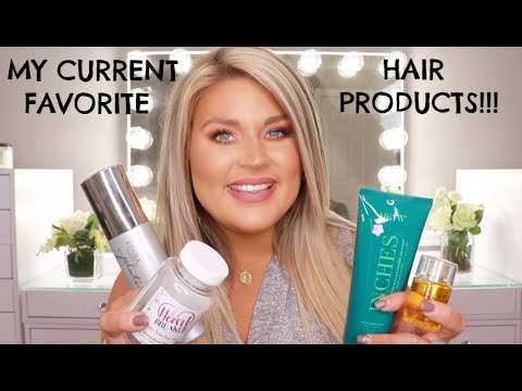 my-favorite-hair-products!!!
