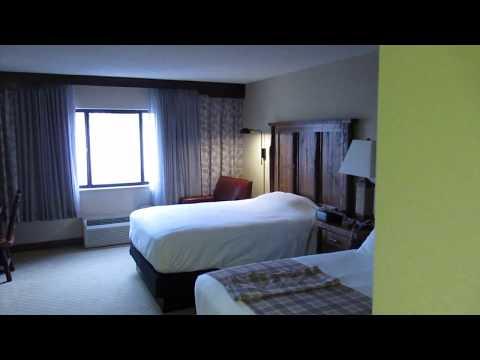 Lodge Of The Ozarks Room Tour