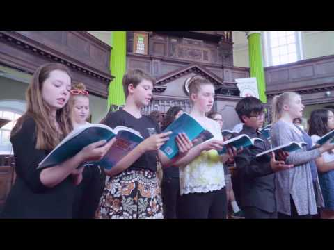 Essex Youth Chamber Choir