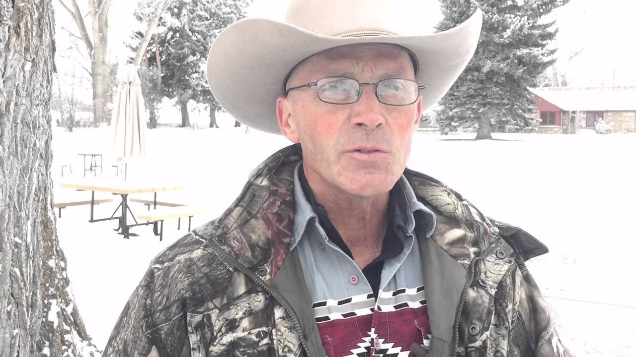 "Robert ""LaVoy"" Finicum talks about meeting they had with elected officials"