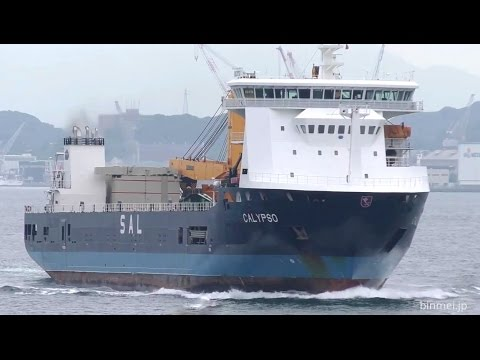 CALYPSO - SAL Heavy Lift heavy lift carrier - 2016